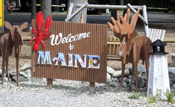 Welcome to Maine and the Saco/Old Orchard Beach KOA!
