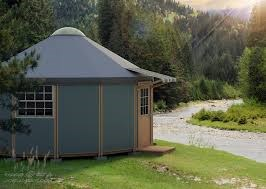 Freedom Yurts, coming this summer!