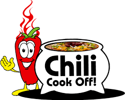 Annual Chili cook off and Brownie Bake Off