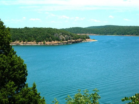 Lake Tenkiller - boating, scuba, hiking, and more