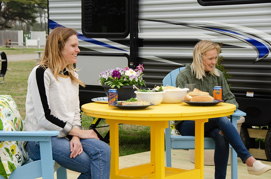 Campground Cooking: RV-Friendly Recipes