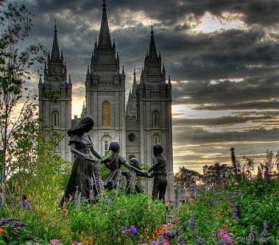 LDS Temple Square