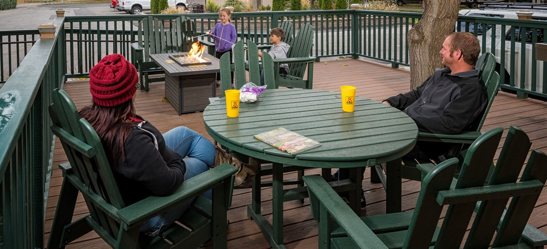Easy Lite Propane Fire Pit, and Grill