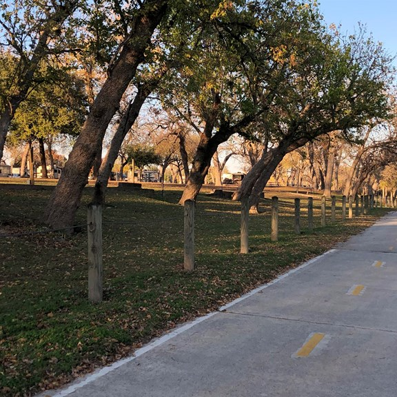 San Antonio Parks and Greenway Trails