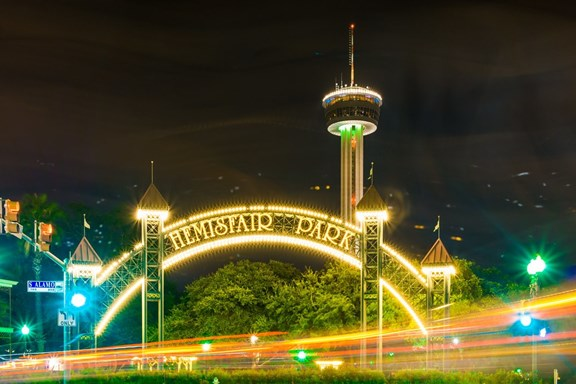 Tower of the Americas & HemisFair Park