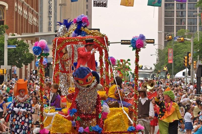 San Antonio Fiesta Event At The San Antonio Alamo Koa