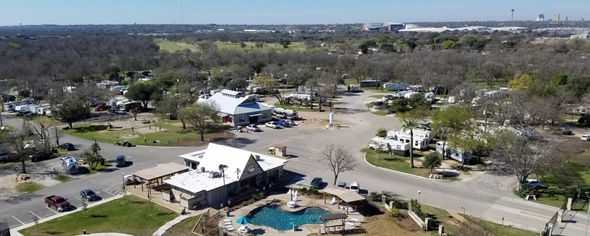 San Antonio Texas Campground San Antonio Koa