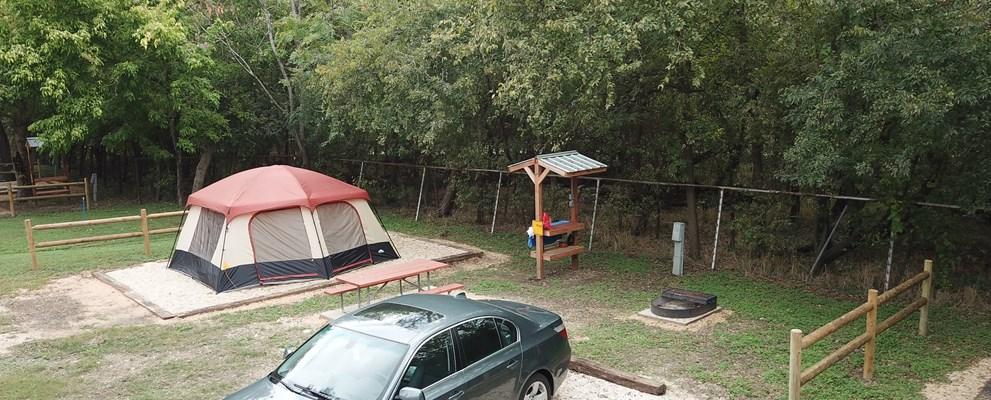 San Antonio Texas Tent Camping Sites San Antonio