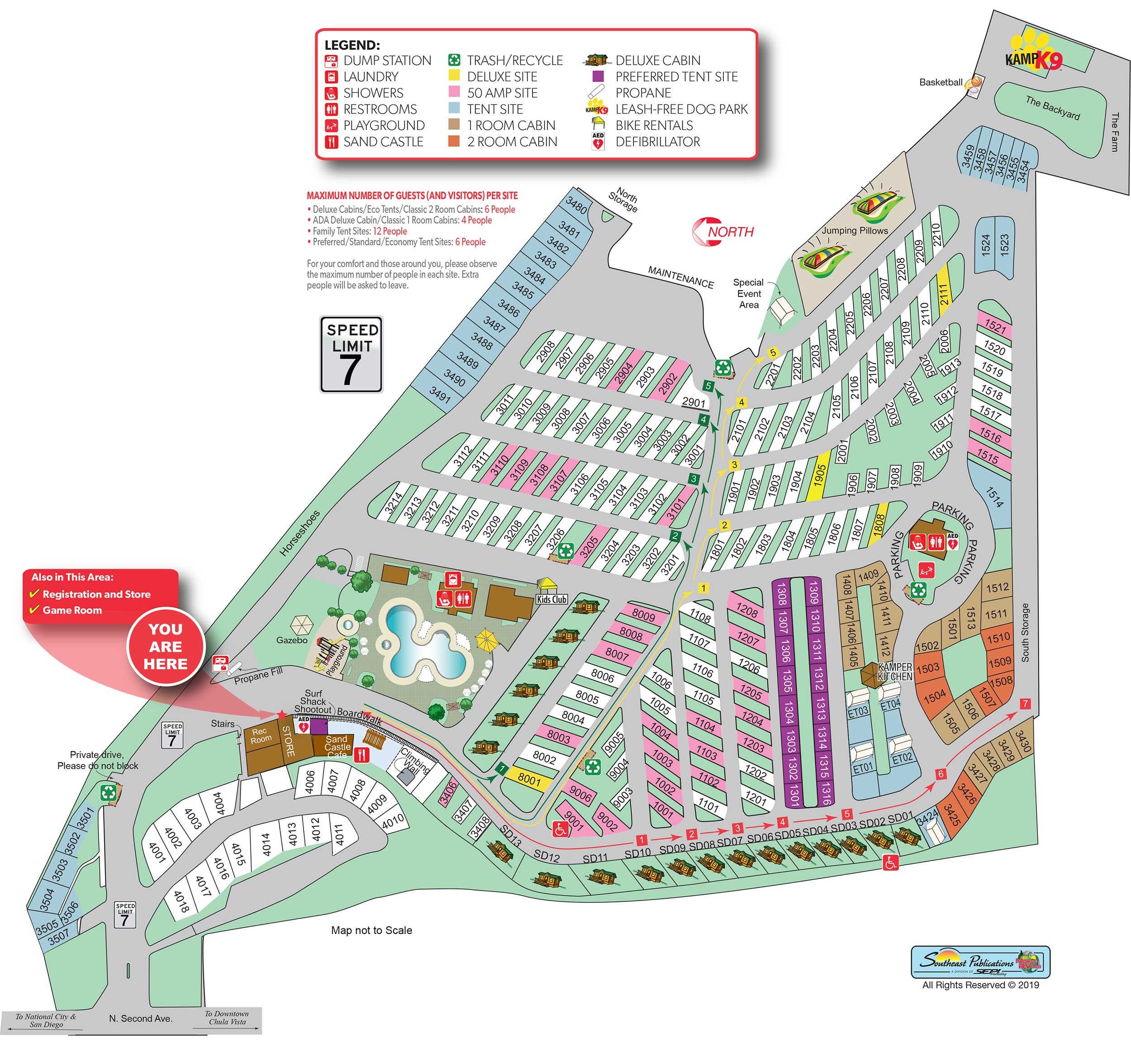Chula Vista, California Campground | San go Metro KOA on okc zoo map, sandiego zoo map, seaworld san diego map, sac zoo map,