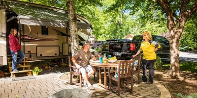 How and Why Campground Reviews Matter/KOA Rate Your Stay