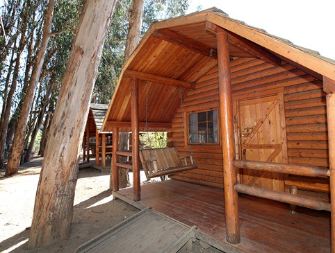 Stay 2 nights, get 1 night free rustic cabin Photo