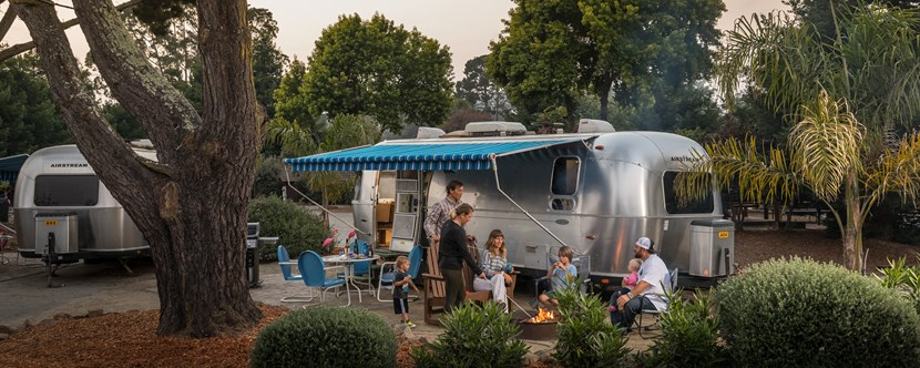 Airstreams available to rent