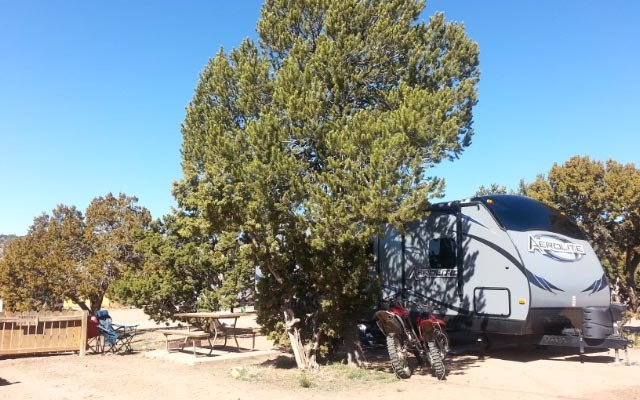 Santa Fe New Mexico Rv Camping Sites Santa Fe Koa