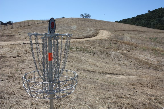Disc Golf 9-Hole Course