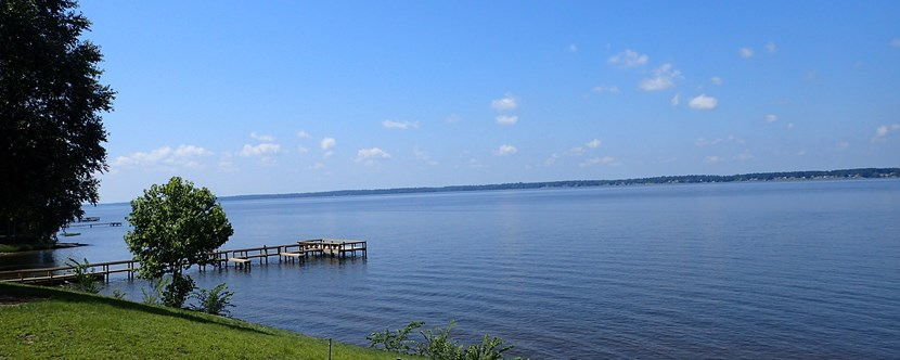 Lake Marion and Our Fishing Pier