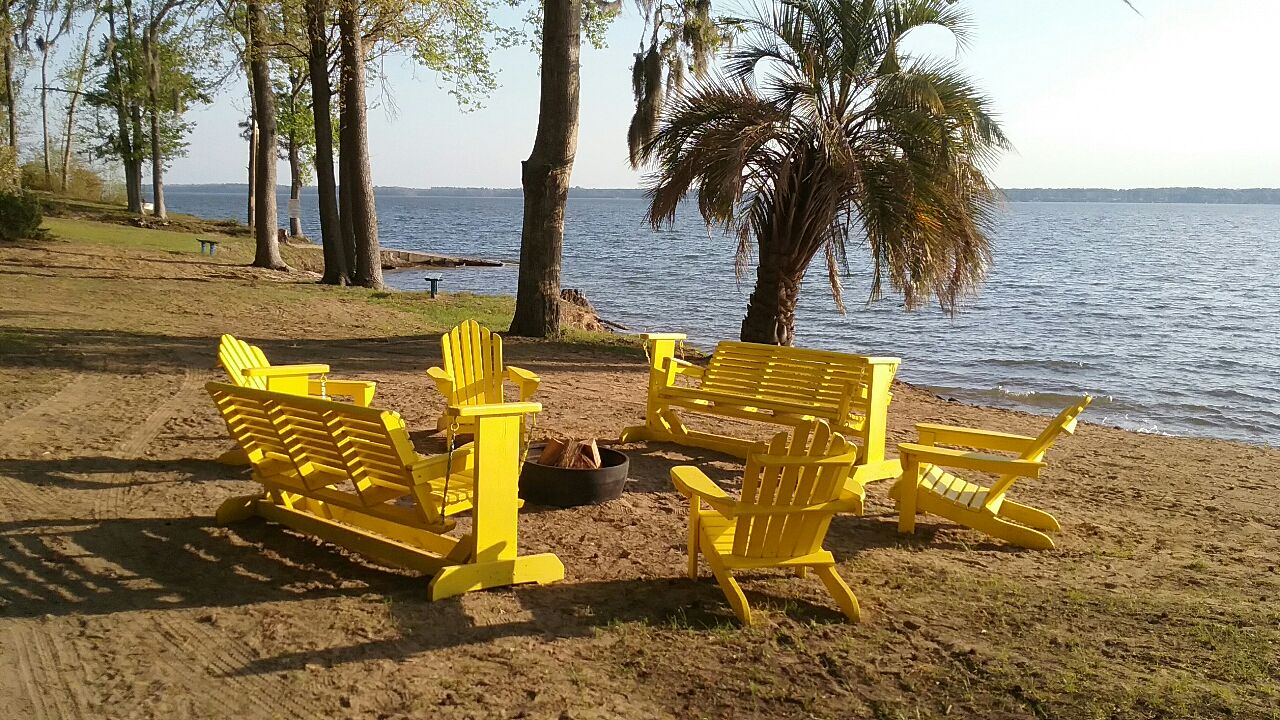 Santee Lakes Waterfront