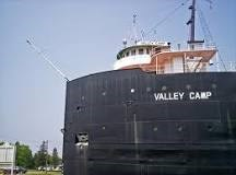 Valley Camp Museum Ship