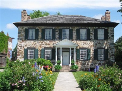 The Ermatinger Old Stone House