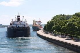 Soo Locks Engineers Day Sault Ste Marie MI