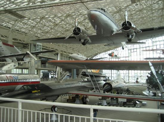 Boeing Museum of Flight
