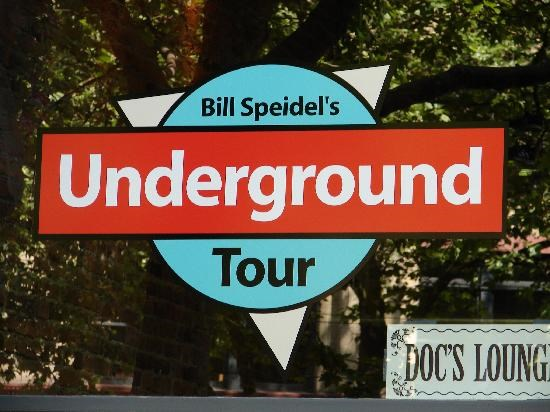 The Underground Tour