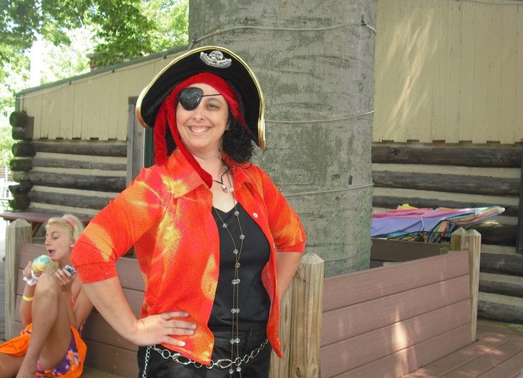 July 31st 	PIRATES WEEKEND Photo