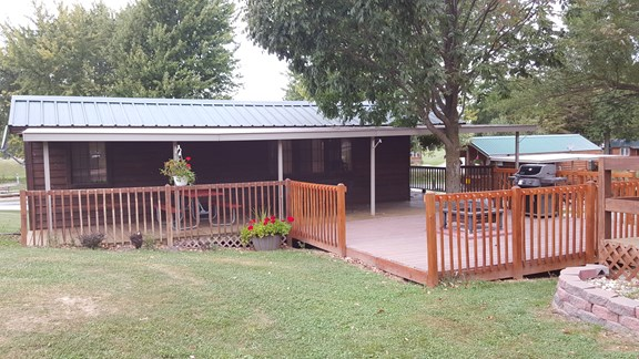 Welcome to the Shelby / Mansfield KOA