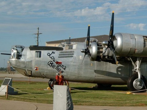Barksdale Global Power Museum, 8th Air Force Museum