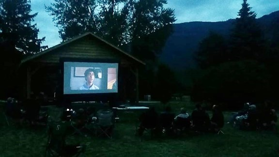 Movie Nights In August