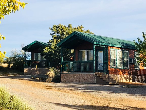 Welcome to the Silver City KOA