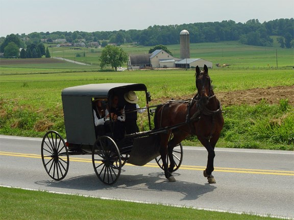 Amish Country Heritage Trail Driving Tours