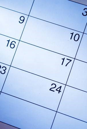Events Calendar, see what's scheduled for today & every day