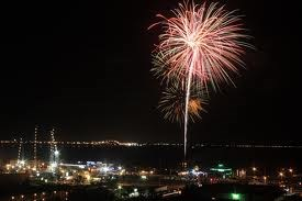 Fireworks over the bay, Thursdays & Fridays!