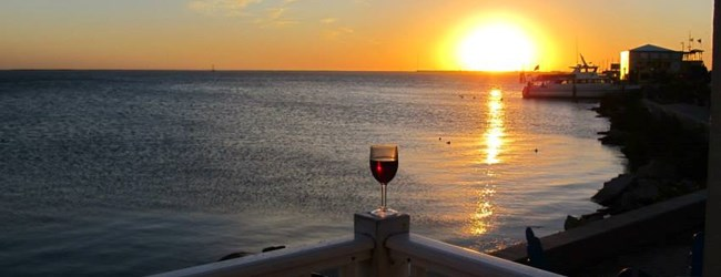 Perfect for wine and sunsets (photo courtesy of KOA guest Susan Briggs)