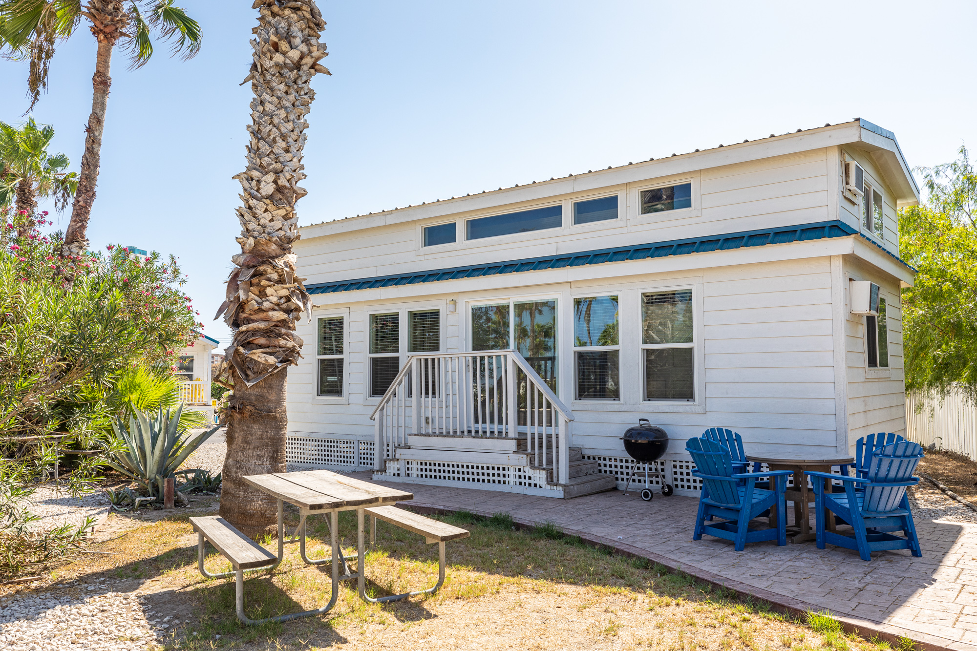 site texas lodging island cottages campgrounds padre type koa south