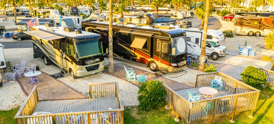 RV with Deck NEW 2