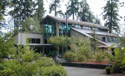 Silver Lake Visitor Center