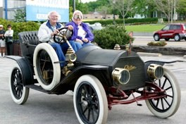 Antiques on the Bay Car Show