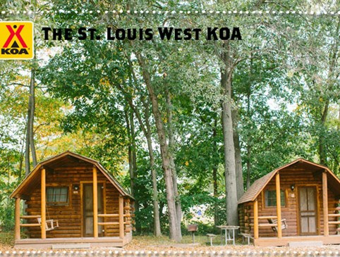 Camping Cabins - Save 20% Photo