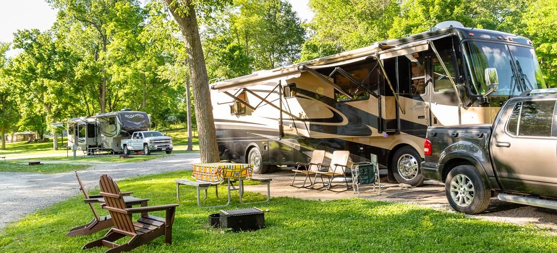 full hookup camping in missouri