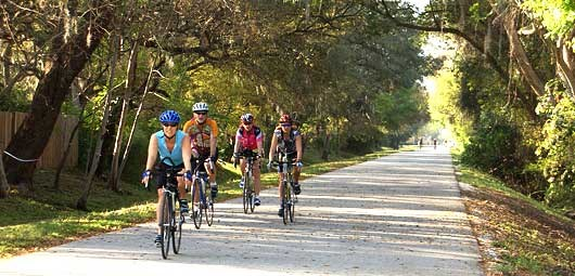 Pinellas County Trail