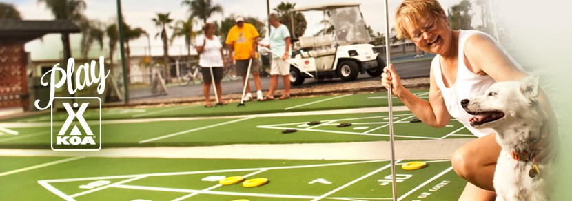 From kayaking to mini golf, groups have endless opportunities for fun!