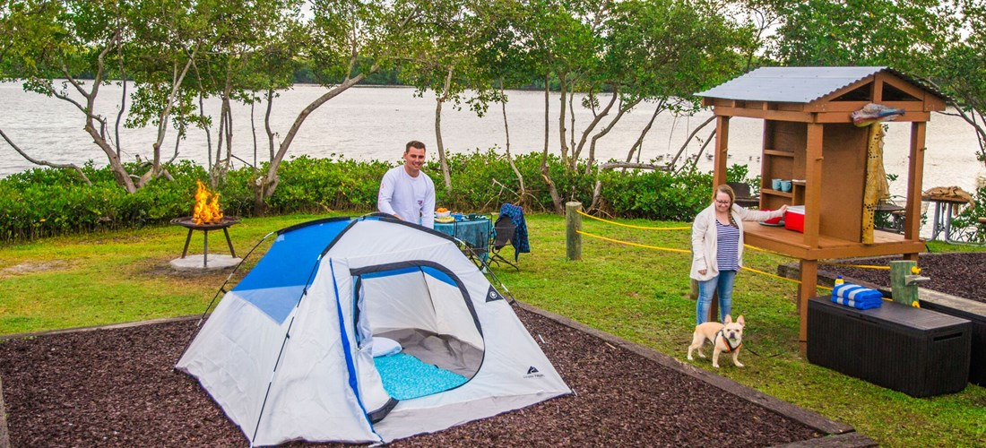Deluxe Tent site Pad
