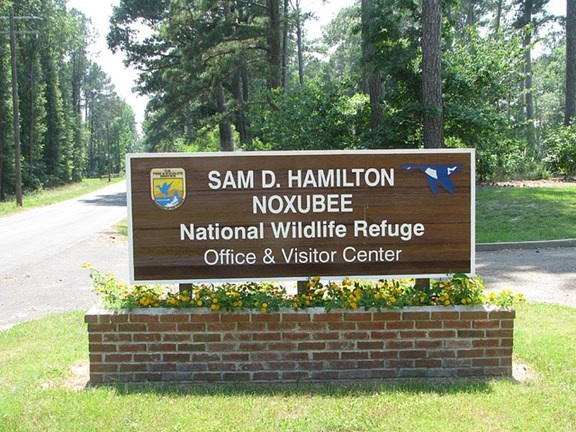 Noxubee National Wildlife Refuge