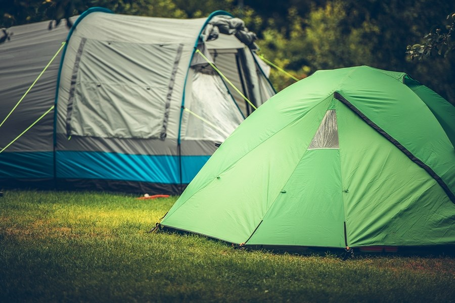 How to get a Good Night's Sleep in a Tent