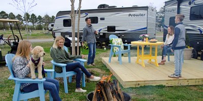New for 2019: RV Rentals
