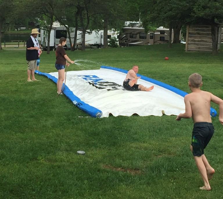 Sunbury, Ohio Camping Recreation   Sunbury / Columbus North KOA