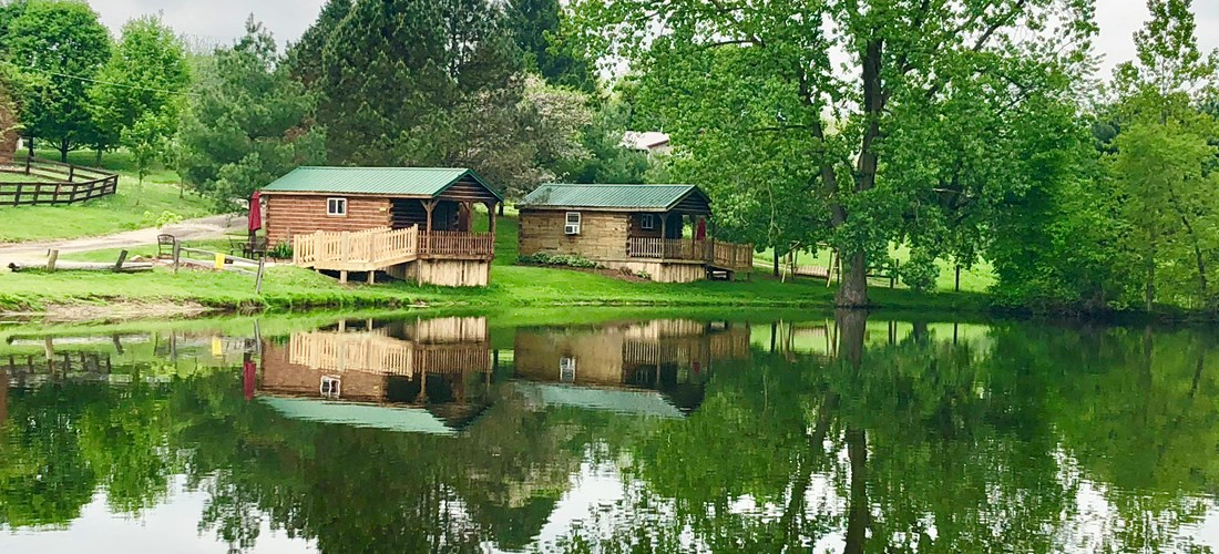MACY'S & HALEY'S CABINS