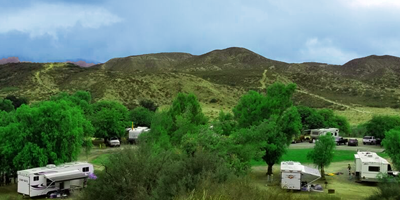 History of Vail Lake: NOW A KOA CAMPGROUND
