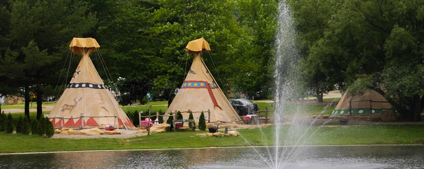 Deluxe TeePees